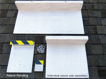 Barnes Roofing Safety Equipment Example 1